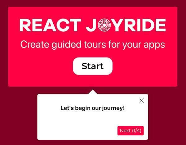 Joyride example image